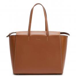 Furla Shopper Regina L Cognac - 1