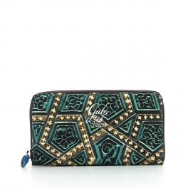 Zip Around Wallet GMoney17-DECORO-UN