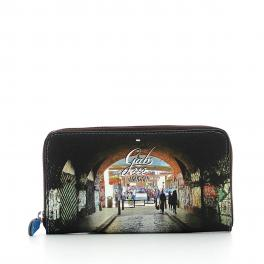 Zip Around Wallet GMoney17-TUNNEL-UN