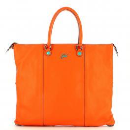 Gabs Borsa G3 Plus L Ruga Arancio - 1