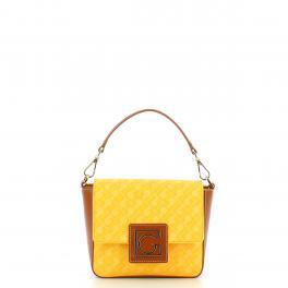 Gherardini Minibag Millerighe Fashion Ginestra Cuoio - 1
