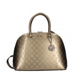Guess Large Dome Satchel Peony - 1