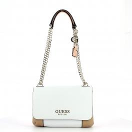 Guess Borsa a spalla Holly Color Block - 1