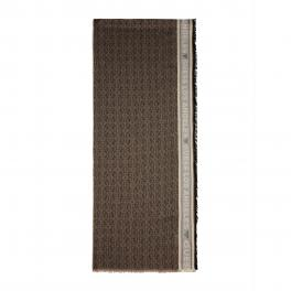 Guess Sciarpa Jacquard Logo All Over 75 x 180 - 1