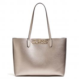 Guess Shopper Uptwon Chic Pewter Laminato - 1