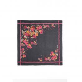 Guess Kefiah Mika con stampa floreale Coal - 1