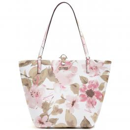 Guess Shoppper Reversibile Alby Spring Floral - 1
