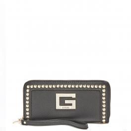 Guess Portafoglio Bling con borchie Black - 1