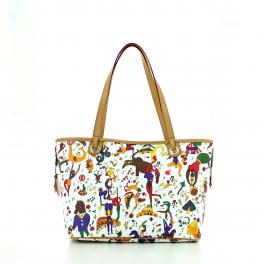 Small Tote Bag Magic Circus-BI-UN