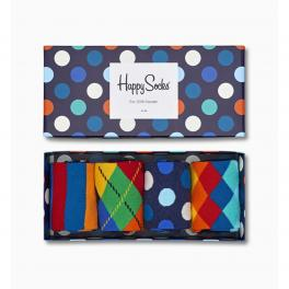 Happy Socks Big Dot Gift Box 4-pack - 1