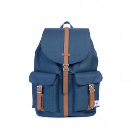Herschel Supply Zaino Dawson 13.0 Navy Tan - 1