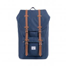 Herschel Supply Zaino Little America 15.0 Navy Tan - 1