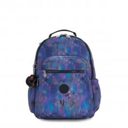 Kipling Zaino Porta PC Seoul Go Frozen Disney Collection - 1