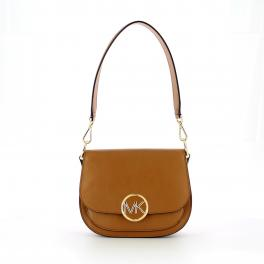 Michael Kors Lillie Medium Saddle Bag - 1