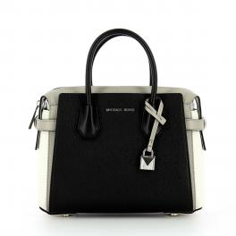 Michael Kors Small Color Block Mercer Satchel - 1