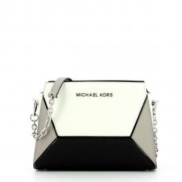 Michael Kors Medium Color-block Messenger Prism - 1