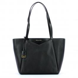Michael Kors Large Top Zipper Whitney Tote - 1