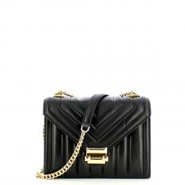 Michael Kors Borsa a tracolla Whitney Large  in pelle trapuntata - 1