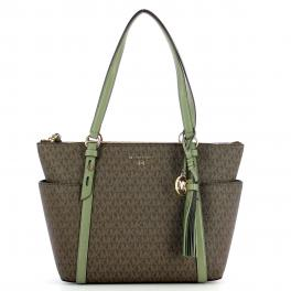 Michael Kors Shopping Nomad Medium logato - 1