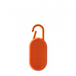 LEXO Mino T Speaker Bluetooth® con moschettone Arancio - 1