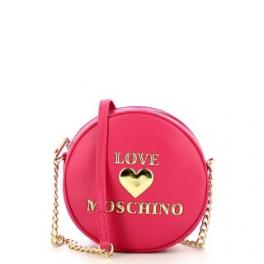 Love Moschino Tracollina Tonda Padded Heart - 1