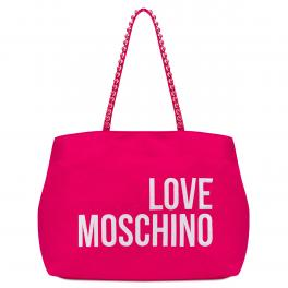 Love Moschino Shopping in Canvas - 1