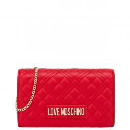 Love Moschino Clutch Trapuntata Rosso - 1