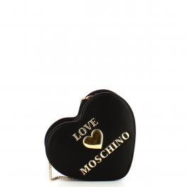 Love Moschino Borsa a tracolla Cuore Nero - 1