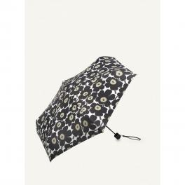 Mini Unikko Mini Manual Umbrella-WHITE/BLACK-UN