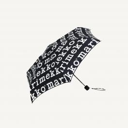 Marimekko Marilogo mini manual umbrella - 1