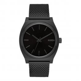 NIXO Orologio Time Teller Milanese 37 mm All Black - 1