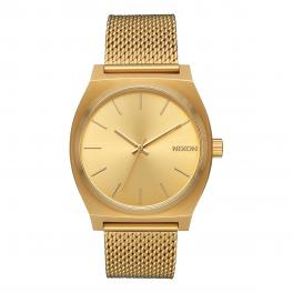 NIXO Orologio Time Teller Milanese 37 mm All Gold - 1