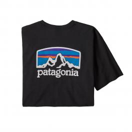 Patagonia Men's Fitz Roy Horizons Responsibili-Tee® -