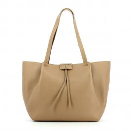 Patrizia Pepe Shopper in genuine leather - 1