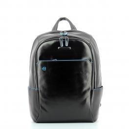 Computer Backpack Blue Square 14.0-NERO-UN