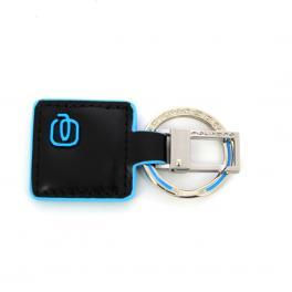 Keyholder Blue Square-NERO-UN