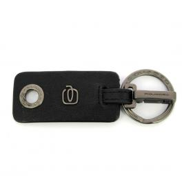 Keyholder with fob Blade-NERO-UN