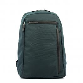 Nylon Backpack Epsilon-BLU-UN