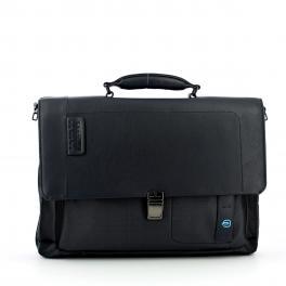 Piquadro Cartella Espandibile Porta PC P16 15.0 - 1