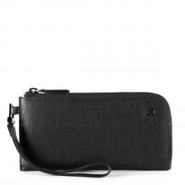 Piquadro Busta sottile porta smartphone Black Square - 1