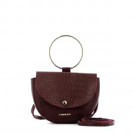 Clutch Joia-BURGUNDY-UN