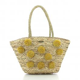 Shoulderbag Tropea-YELLOW-UN