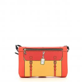 Crossbody Pochette Grafic-RED-UN