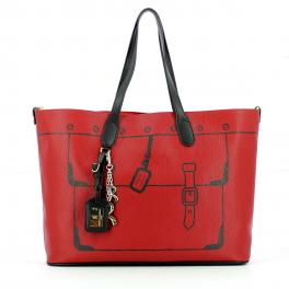 Roberta Di Camerino Shopper Grafic Large - 1