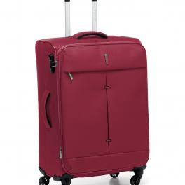 Trolley Medium Ironik Spinner 67 cm Exp.-ROSSO-UN