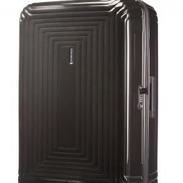 Trolley XL 81/30 Neopulse Spinner-MET.BLACK-UN