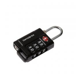 Safe Us 3 Comb Lock-BLACK-UN