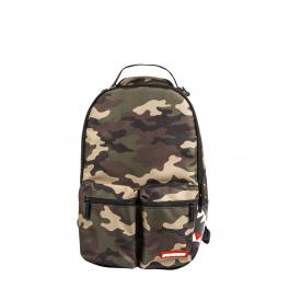 Sprayground Zaino Porta PC Camo Mesh Side Shark 11.5 - 1