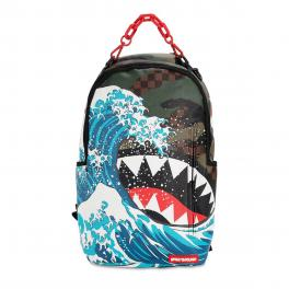 Sprayground Zaino Checkered Camowaka Limited Edition - 1