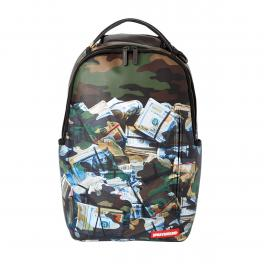 Sprayground Zaino Tough Money Limited Edition - 1